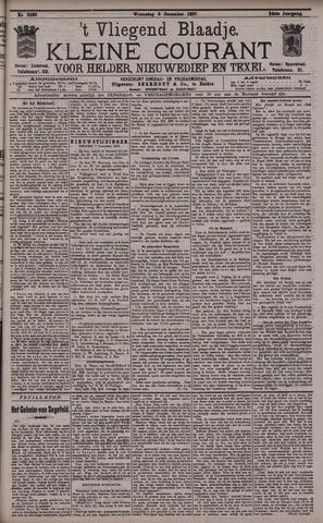 Vliegend blaadje : nieuws- en advertentiebode voor Den Helder 1897-12-08