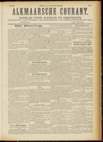 Alkmaarsche Courant 1915-12-03