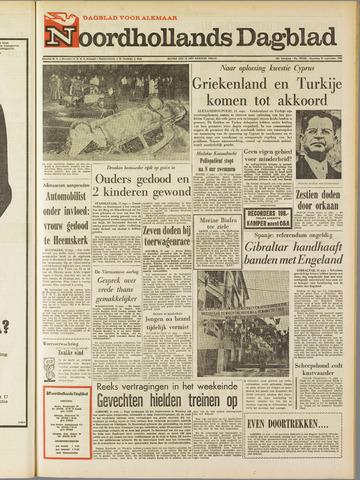 Noordhollands Dagblad : dagblad voor Alkmaar en omgeving 1967-09-11