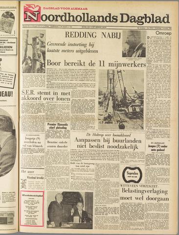 Noordhollands Dagblad : dagblad voor Alkmaar en omgeving 1963-11-07