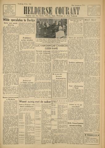 Heldersche Courant 1947-12-18