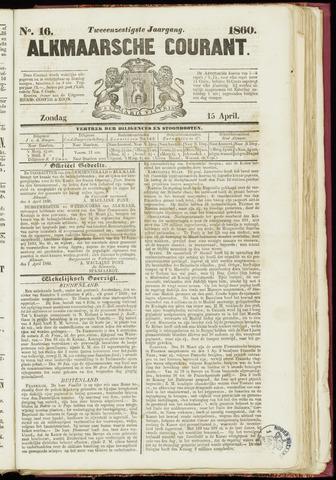 Alkmaarsche Courant 1860-04-15