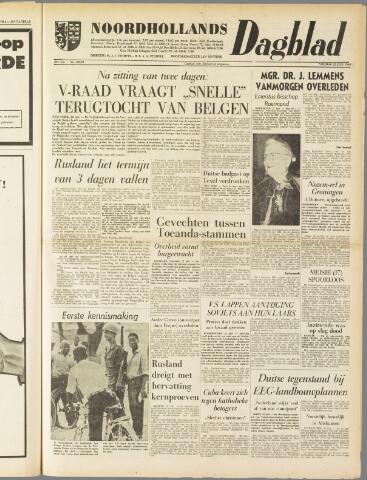 Noordhollands Dagblad : dagblad voor Alkmaar en omgeving 1960-07-22