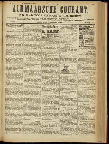 Alkmaarsche Courant 1928-05-29