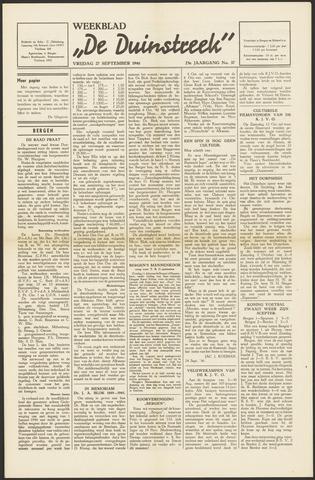 De Duinstreek 1946-09-27