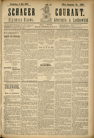 Schager Courant 1895-05-02