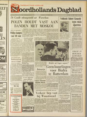 Noordhollands Dagblad : dagblad voor Alkmaar en omgeving 1967-09-12