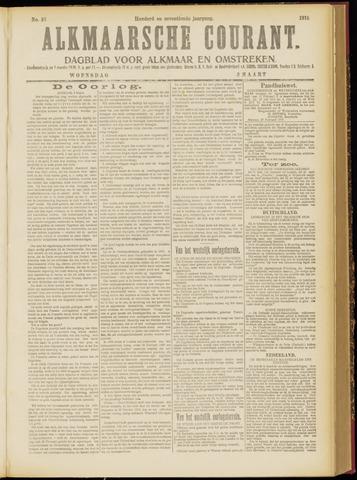 Alkmaarsche Courant 1915-03-03
