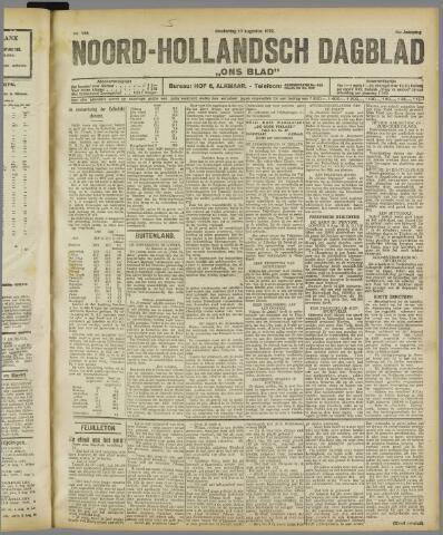 Ons Blad : katholiek nieuwsblad voor N-H 1922-08-10