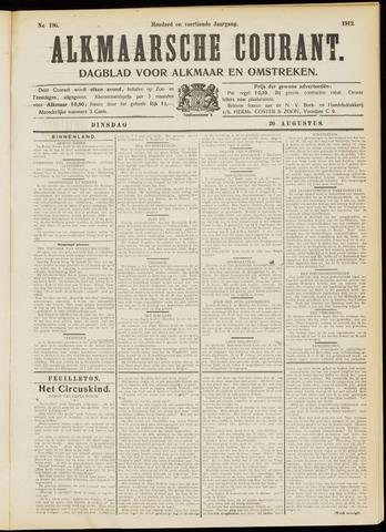 Alkmaarsche Courant 1912-08-20