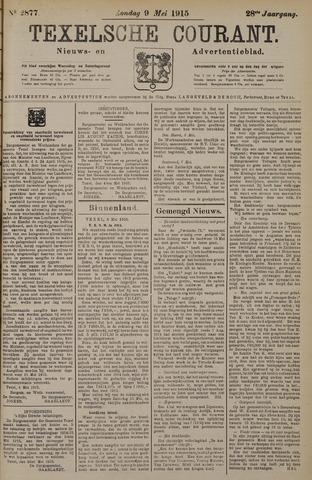 Texelsche Courant 1915-05-09
