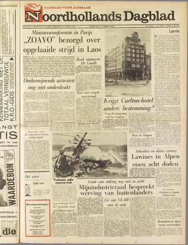 Noordhollands Dagblad : dagblad voor Alkmaar en omgeving 1963-04-09
