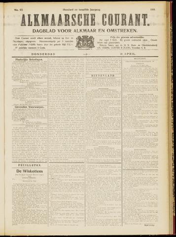 Alkmaarsche Courant 1910-04-21