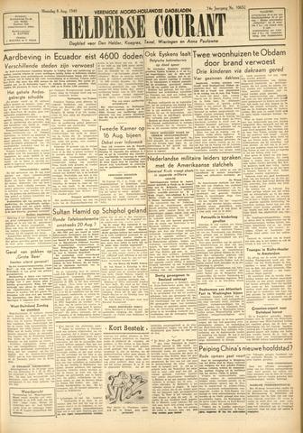 Heldersche Courant 1949-08-08