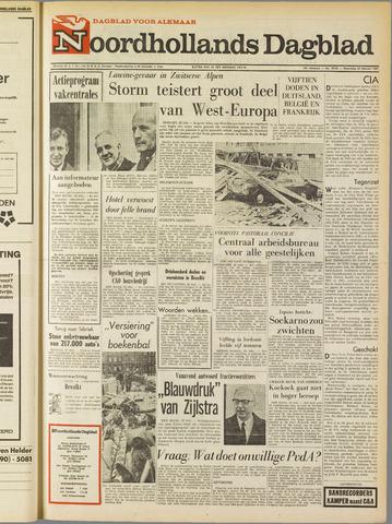 Noordhollands Dagblad : dagblad voor Alkmaar en omgeving 1967-02-22