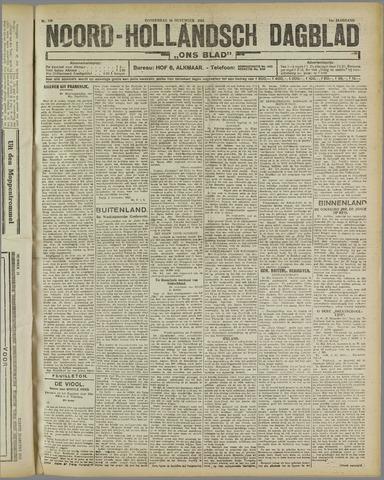 Ons Blad : katholiek nieuwsblad voor N-H 1921-11-10