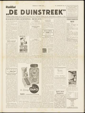 De Duinstreek 1960-04-15