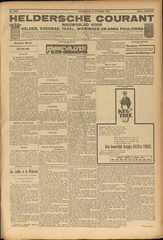 Heldersche Courant 1926-10-21