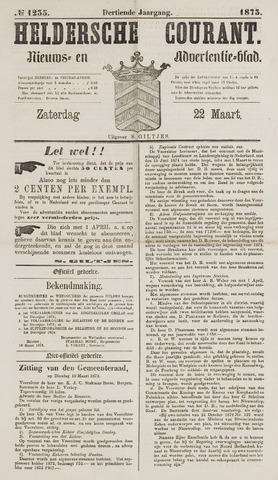 Heldersche Courant 1873-03-22