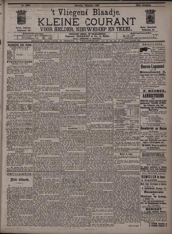 Vliegend blaadje : nieuws- en advertentiebode voor Den Helder 1896-10-17