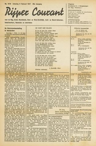 Rijper Courant 1947-02-08