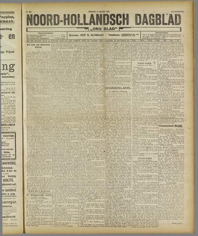 Ons Blad : katholiek nieuwsblad voor N-H 1921-03-11