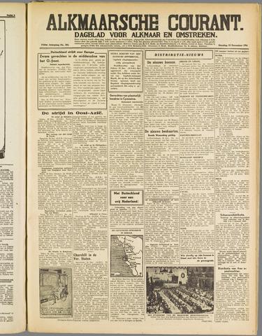 Alkmaarsche Courant 1941-12-23