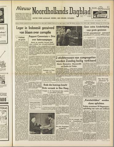 Nieuw Noordhollandsch Dagblad : voor Alkmaar en omgeving 1951-06-23