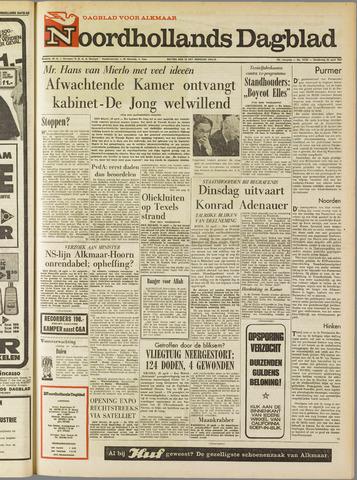 Noordhollands Dagblad : dagblad voor Alkmaar en omgeving 1967-04-20