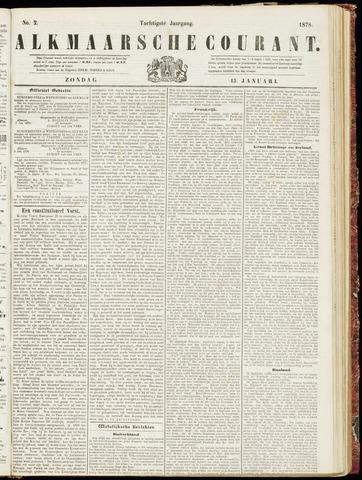 Alkmaarsche Courant 1878-01-13
