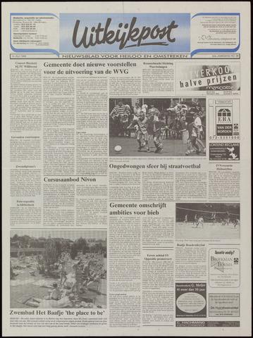 Uitkijkpost : nieuwsblad voor Heiloo e.o. 1999-07-14