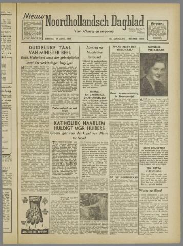 Nieuw Noordhollandsch Dagblad : voor Alkmaar en omgeving 1946-04-30