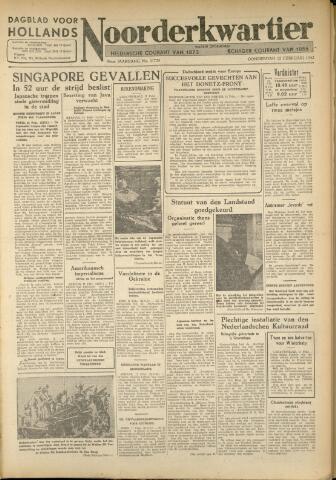 Heldersche Courant 1942-02-12