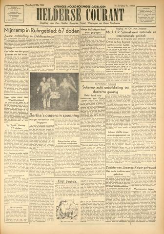 Heldersche Courant 1950-05-22