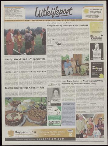 Uitkijkpost : nieuwsblad voor Heiloo e.o. 2005-08-24