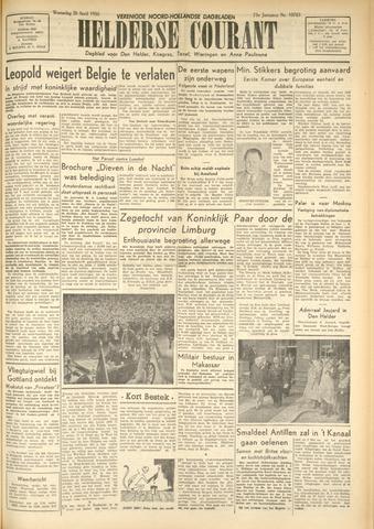 Heldersche Courant 1950-04-26