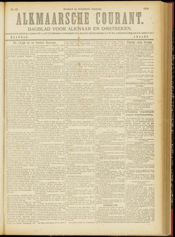 Alkmaarsche Courant 1918-03-04