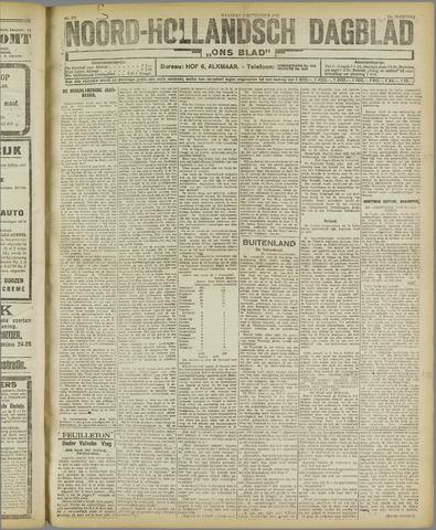 Ons Blad : katholiek nieuwsblad voor N-H 1921-09-05