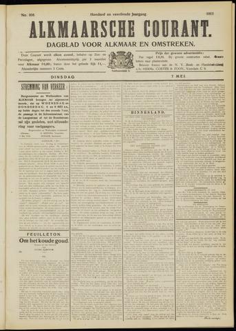 Alkmaarsche Courant 1912-05-07