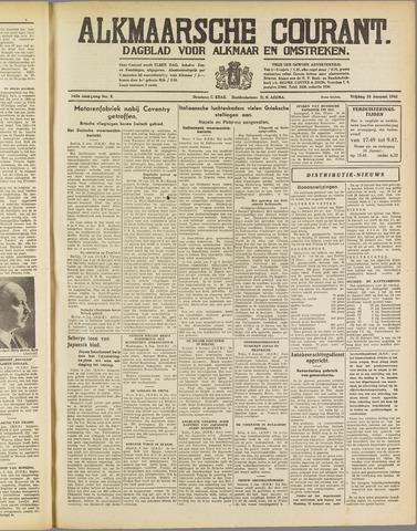 Alkmaarsche Courant 1941-01-10