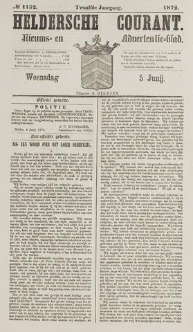 Heldersche Courant 1872-06-05