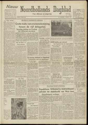 Nieuw Noordhollandsch Dagblad : voor Alkmaar en omgeving 1948-03-05