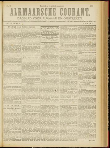 Alkmaarsche Courant 1918-03-21