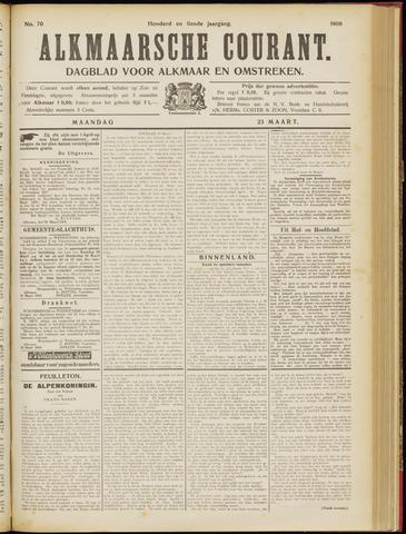 Alkmaarsche Courant 1908-03-23