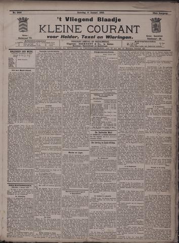 Vliegend blaadje : nieuws- en advertentiebode voor Den Helder 1900-01-06