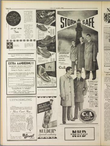 Noordhollands Dagblad : dagblad voor Alkmaar en omgeving 1954-09-25