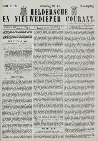 Heldersche en Nieuwedieper Courant 1870-05-25