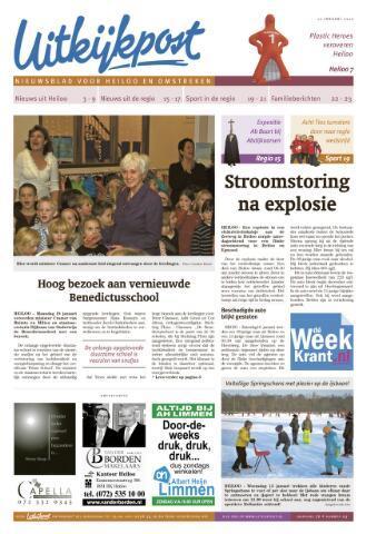 Uitkijkpost : nieuwsblad voor Heiloo e.o. 2010-01-10
