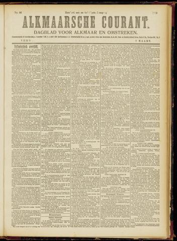 Alkmaarsche Courant 1919-03-07