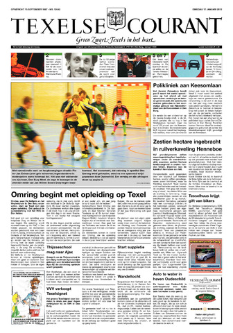 Texelsche Courant 2012-01-17